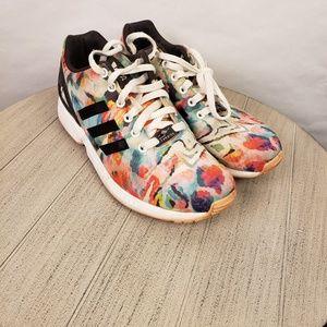 Adidas Torsion ZX FLUX Womens Sneaker Sz 8.5